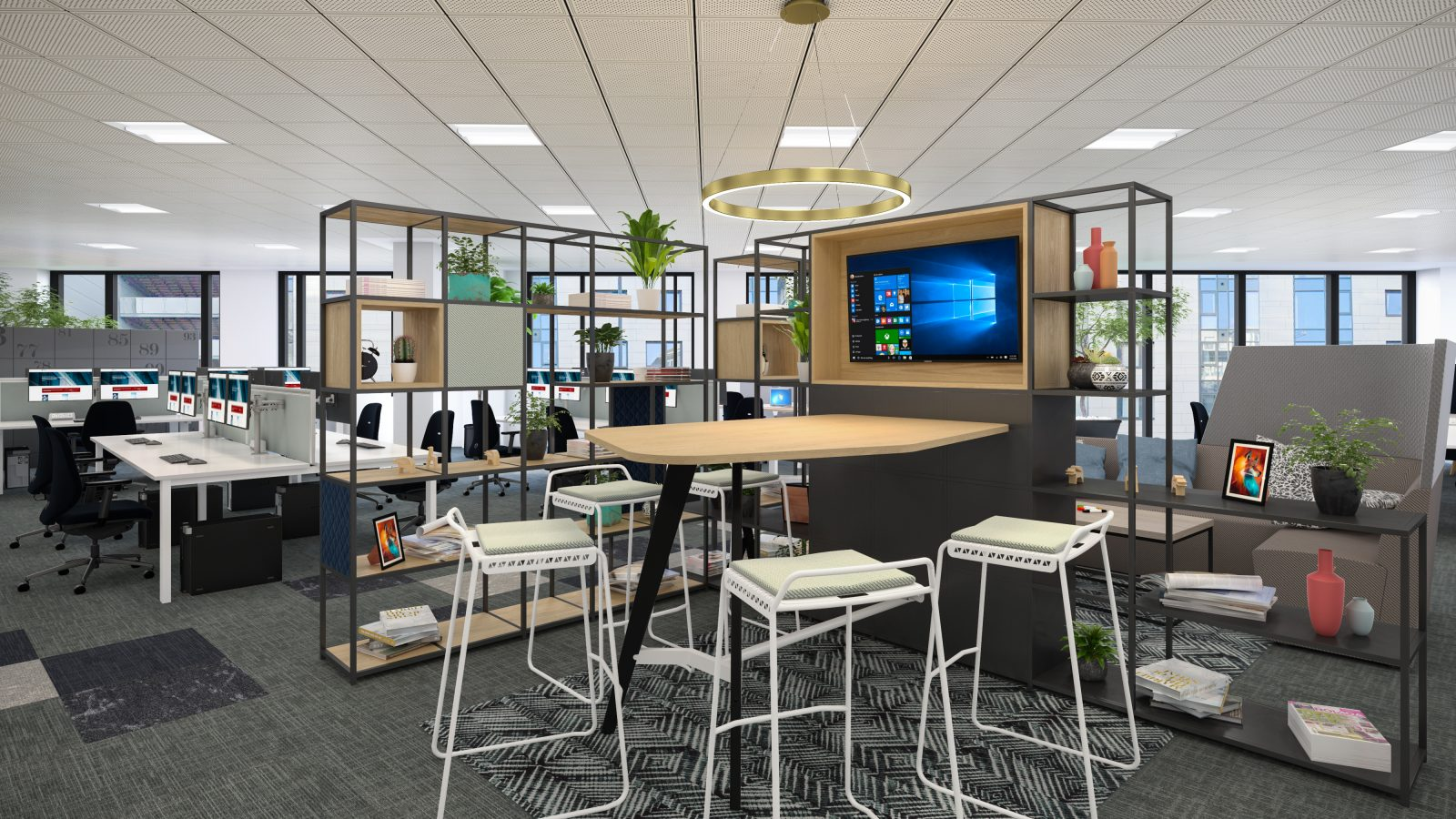 OFFICE SPACE REDUCTION OR WORKPLACE REIMAGINATION – WHERE DO YOU STAND?