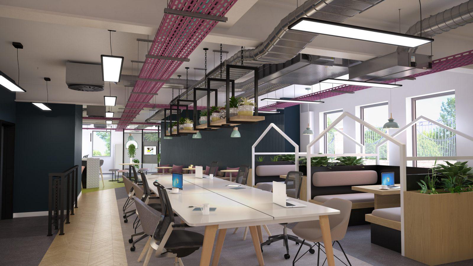 Finance For Commercial Interior Design & Build